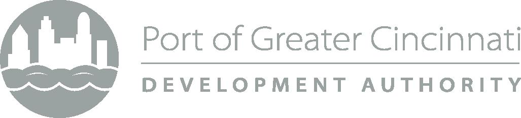 Port Logo Grey